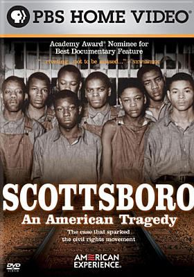 Cover image for Scottsboro [videorecording] : an American tragedy