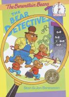 Cover image for The Bear detectives : the case of the missing pumpkin
