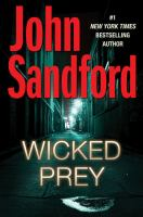 Cover image for Wicked prey