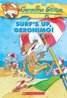 Cover image for Surf's up, Geronimo!