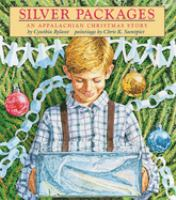 Cover image for Silver packages : an Appalachian Christmas story