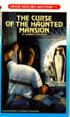 Cover image for The curse of the haunted mansion