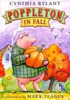 Cover image for Poppleton in fall