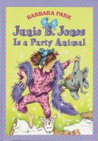 Cover image for Junie B. Jones is a party animal