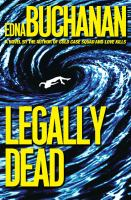 Cover image for Legally dead : a novel