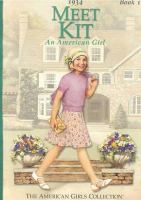 Cover image for Meet Kit : an American girl