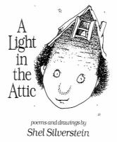 Cover image for A light in the attic