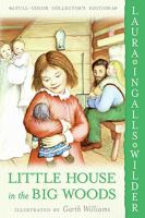 Cover image for Little house in the big woods