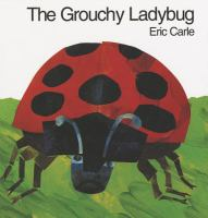 Cover image for The grouchy ladybug