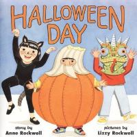Cover image for Halloween day