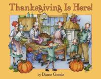 Cover image for Thanksgiving is here!