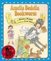 Cover image for Amelia Bedelia, bookworm