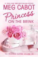 Cover image for Princess on the brink