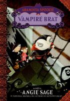 Cover image for Vampire brat