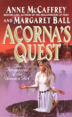 Cover image for Acorna : the unicorn girl