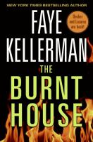 Cover image for The burnt house : a Peter Decker/Rina Lazarus novel