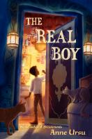 Cover image for The real boy