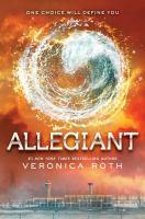 Cover image for Allegiant