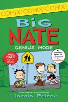 Cover image for Big Nate : genius mode