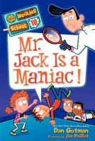 Cover image for Mr. Jack is a maniac!