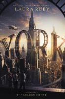 Cover image for York. Book one, The shadow cipher