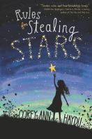 Cover image for Rules for stealing stars
