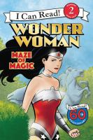 Cover image for Wonder Woman. Maze of magic