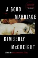 Cover image for A good marriage : a novel