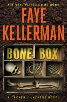 Cover image for Bone box : a Peter Decker/Rina Lazarus