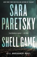 Cover image for Shell game : A V.I. Warshawski novel