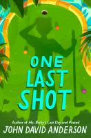 Cover image for One last shot