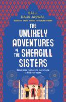 Cover image for The unlikely adventures of the Shergill sisters