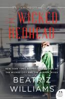 Cover image for The wicked redhead