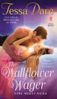Cover image for The wallflower wager