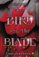Cover image for The bird and the blade