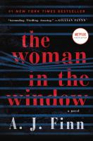 Cover image for The woman in the window : a novel
