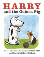 Cover image for Harry and the guinea pig