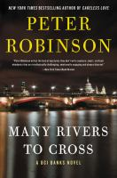 Cover image for Many rivers to cross : a DCI Banks novel