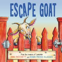 Cover image for Escape goat