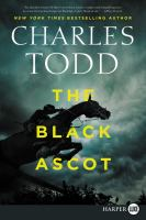 Cover image for The black ascot