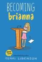 Cover image for Becoming Brianna