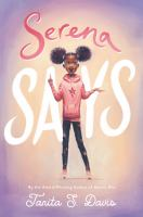 Cover image for Serena says