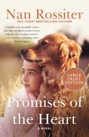 Cover image for Promises of the heart : a novel