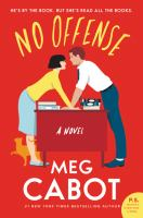 Cover image for No offense : a novel