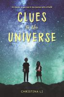 Cover image for Clues to the universe
