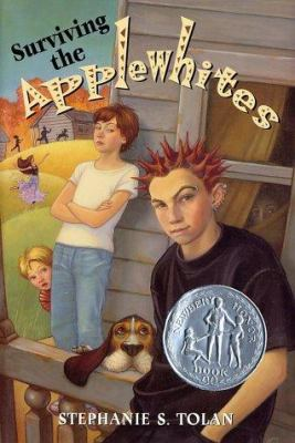 Cover image for Surviving the Applewhites