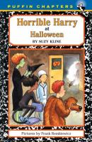Cover image for Horrible Harry at Halloween
