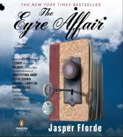 Cover image for The Eyre affair