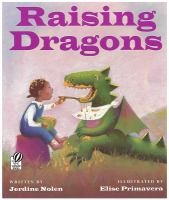 Cover image for Raising dragons