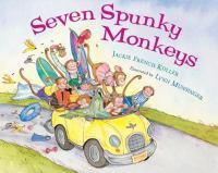 Cover image for Seven spunky monkeys
